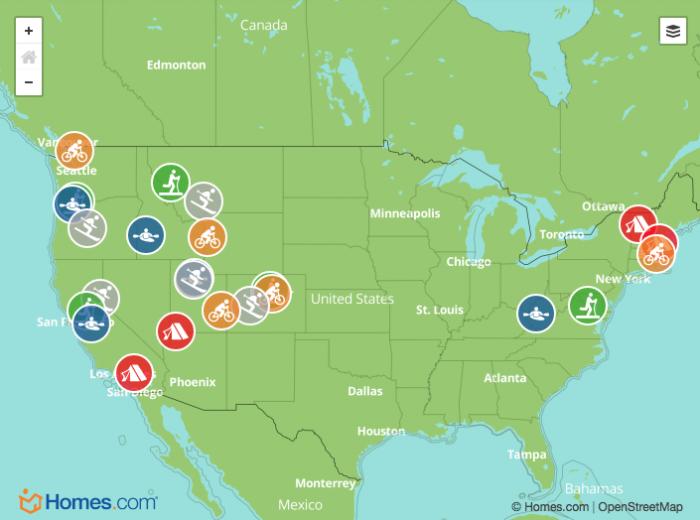Serial killers | MapFact com